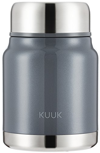 Kuuk Lunch / Soup Container thermos Flask To Go - 17oz